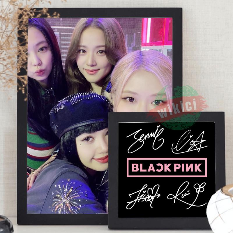 Chữ ký của blackpink