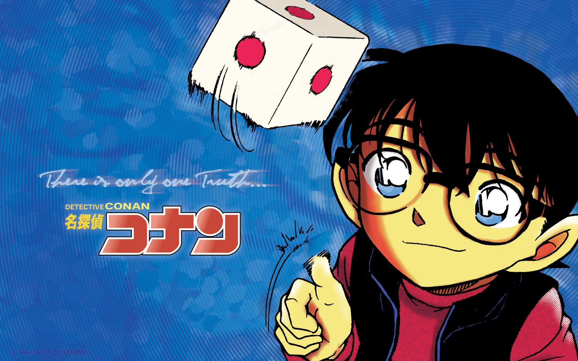 Tải Hình nền ảnh Conan đẹp nhất cho Máy Tính và Điện Thoại