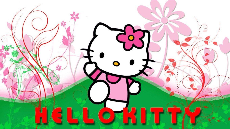 Hình nền Hello Kitty cho Máy Tính