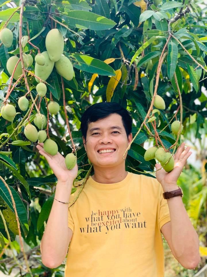 Khương Dừa là một người Bình Dị