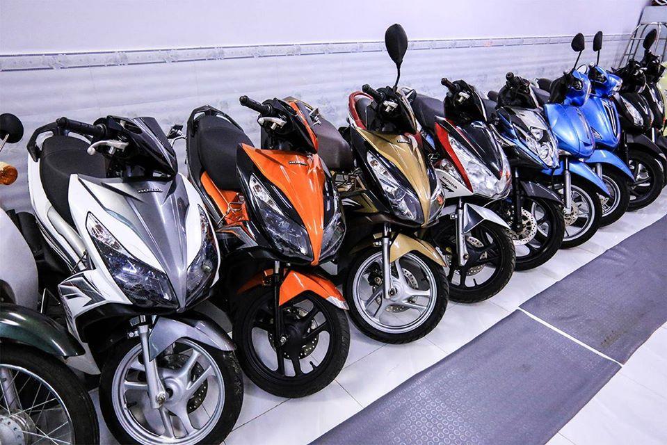 Thuê xe máy Amazing Đà Lạt